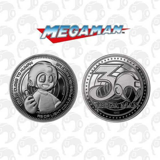 Megaman Limited Edition Collectible Coin