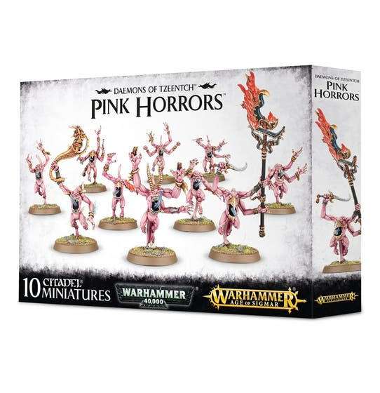 Pink Horrors