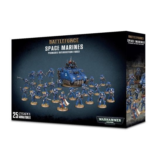Battleforce Primaris Interdiction Force
