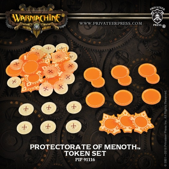 Protectorate of Menoth Token Set