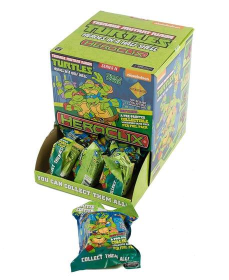 Teenage Mutant Ninja Turtles Set 2 Booster
