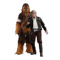 Han Solo & Chewbacca MMAF Action Figure 2-Pack