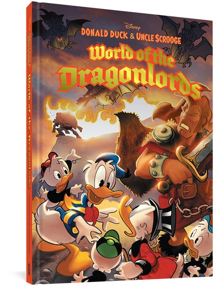 Donald Duck & Uncle Scrooge World of Dragonlords