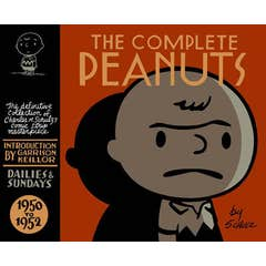 The Complete Peanuts 1950-1952
