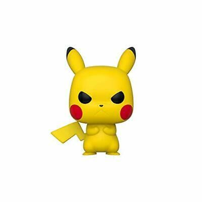 Angry Pikachu POP! Games Vinyl Figure