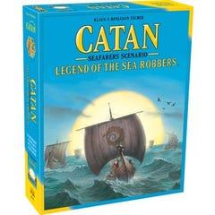 Catan: Seafarers Scenario – Legend of the Sea Robbers