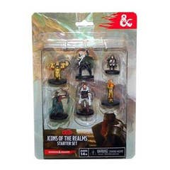 Icons of the Realms Epic Level Starter Set