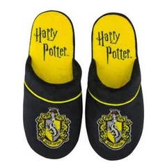 Hufflepuff Slippers (S)