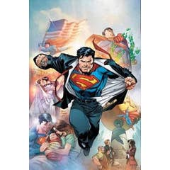 Superman: Action Comics Volume 4: The New World: Rebirth