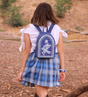 Ravenclaw Stained Glass Window Backpack 5