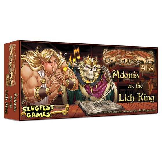 The Red Dragon Inn: Allies – Adonis vs. the Lich King