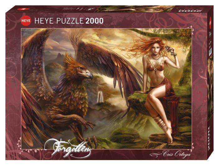 Eagle Queen Puzzle (2000)