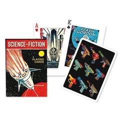 Science-Fiction Playing Cards