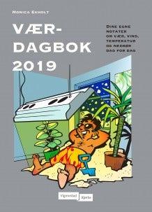 Værdagbok 2019 HC