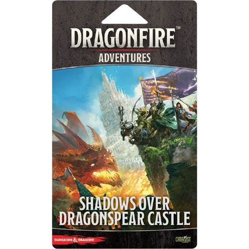 Shadows over Dragonspear Castle Adventure Pack