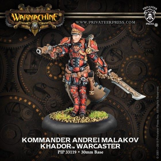 Kommander Andrei Malakov