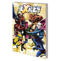 Exiles Vol. 2: The Trial Of The Exiles