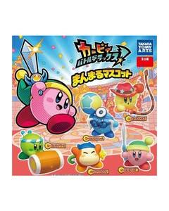 Kirby Battle Royale Manmaru Mascot Trading Figure