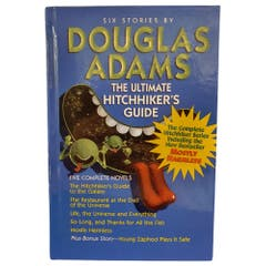 Ultimate Hitchhiker's Guide to the Galaxy HC
