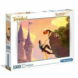 Rapunzel and Flynn Puzzle (1000)