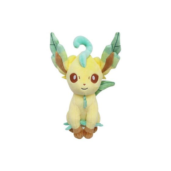 Leafeon All Star Collection Plush Figure 19 cm