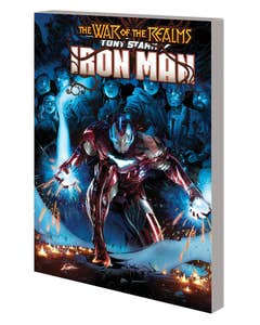 Tony Stark: Iron Man Vol. 3