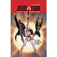 Justice League Gods and Monsters TP