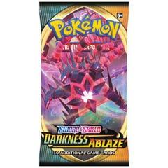 Sword & Shield Darkness Ablaze Booster Pack