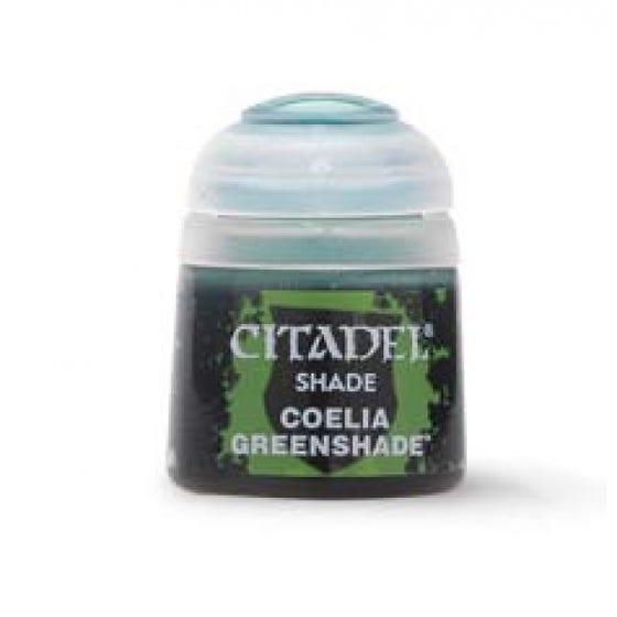 Coelia Greenshade Shade Paint