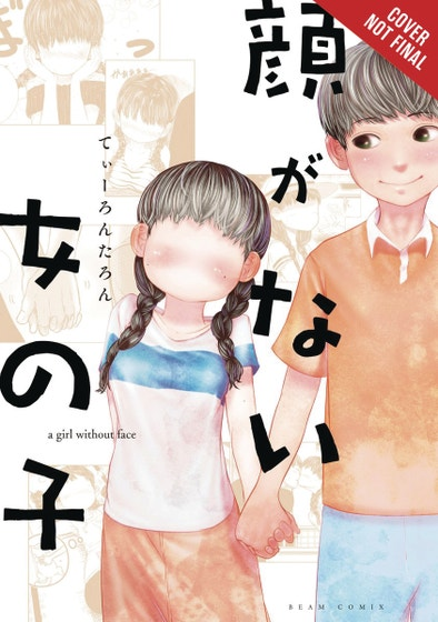 Girl Without a Face Vol. 01