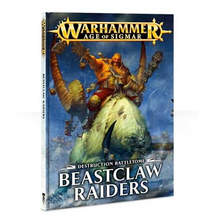 Battletome: Beastclaw Raiders HC