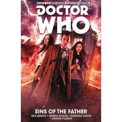 Doctor Who: The Tenth Doctor Vol. 6: Sins of the Father