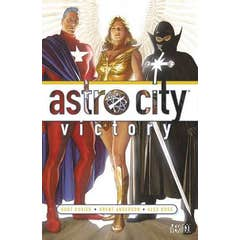 Astro City View From Above