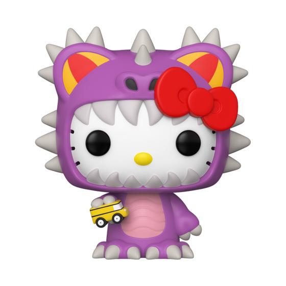 Land Kaiju Hello Kitty POP! Sanrio Vinyl Figure