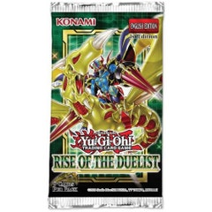 Rise of the Duelist Booster