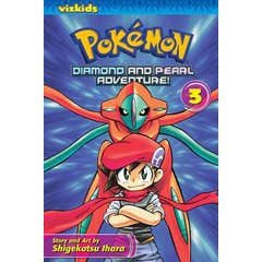 Pokemon Diamond and Pearl Adventure!, Vol. 3