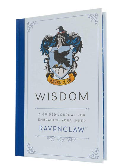 Harry Potter: Wisdom: A Guided Journal for Embracing Your Inner Ravenclaw