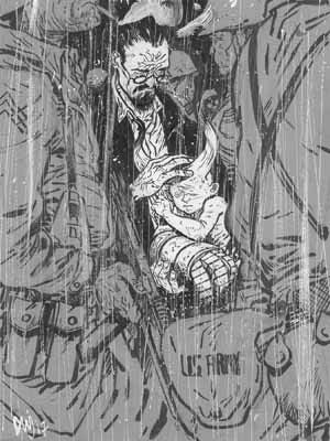 A Tribute to Mike Mignola's Hellboy Show Catalogue