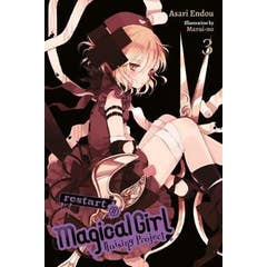 Magical Girl Raising Project, Vol. 3 (light novel)