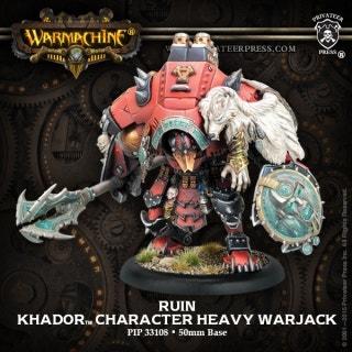 Ruin Character Heavy Warjack
