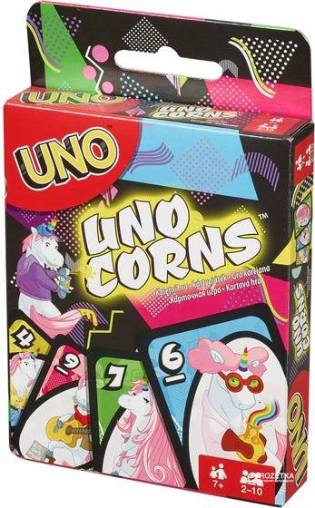 UNO: UNOcorns