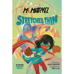 Ms Marvel Stretched Thin