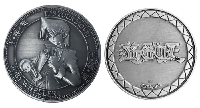 Joey Limited Edition Collectible Coin