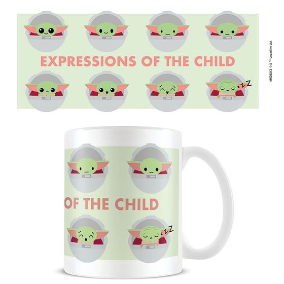 Expressions of the Child Mug 315 ml