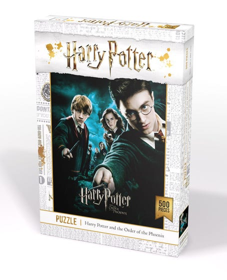Harry Potter and the Order of the Phoenix Puzzle (500)