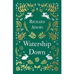 Watership Down: Classic Gift Edition with Ribbon Marker HC