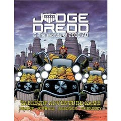 Judge Dredd and the Worlds of 2000AD Roleplaying Game