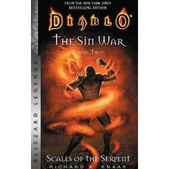 Diablo: The Sin War, Book Two: Scales of the Serpent - Blizzard Legends: Scales of the Serpent