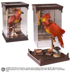 Fawkes Magical Creatures Statue