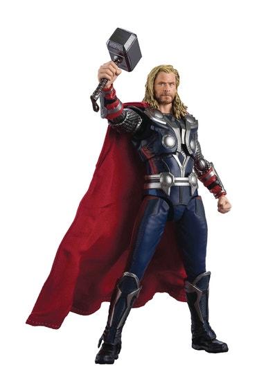 Avengers Thor Avengers Assemble S.h.figuarts Af